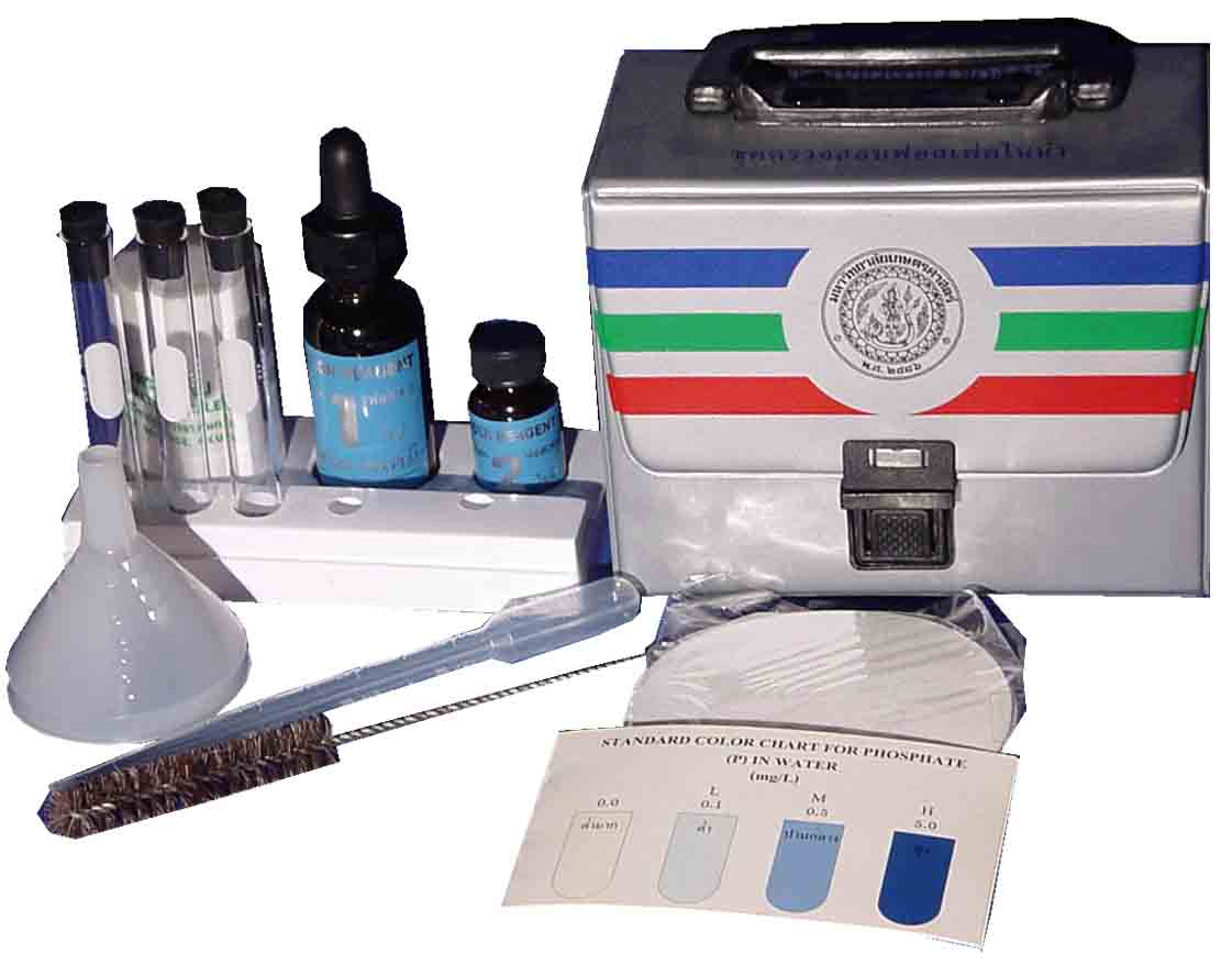 test_kit_for_phosphate_in_water